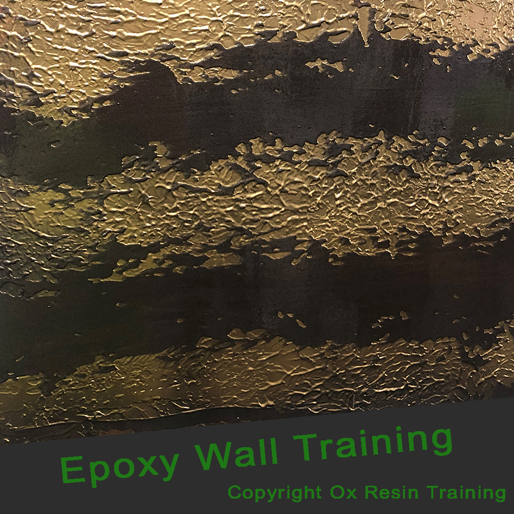 Epoxy ResinTraining - Epoxy Wall Training
